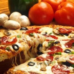 Pizza Mykonos